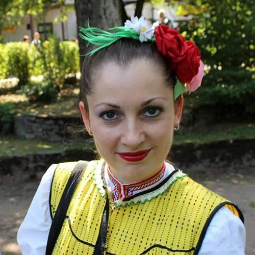 Ангелина Трифонова